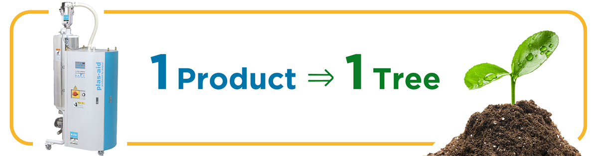 """1Product = 1Tree"""" Campaign"""